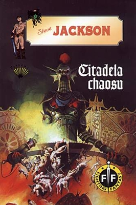 Fighting Fantasy 02: Citadela chaosu