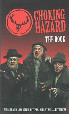 Choking Hazard: The Book (obálka 2)