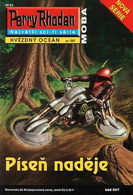 Perry Rhodan - Hvězdný oceán 007: Píseň naděje