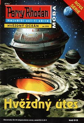 Perry Rhodan - Hvězdný oceán 015: Hvězdný útes
