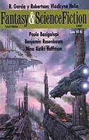 Magazín Fantasy & Science Fiction 2007/02