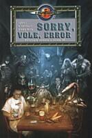 Sorry, vole, error