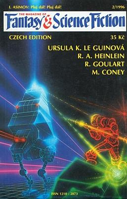 Magazín Fantasy & Science Fiction 1996/02