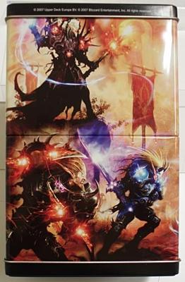 Sada plechových krabiček World of WarCraft (C. Langley)