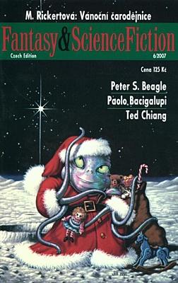 Magazín Fantasy & Science Fiction 2007/06