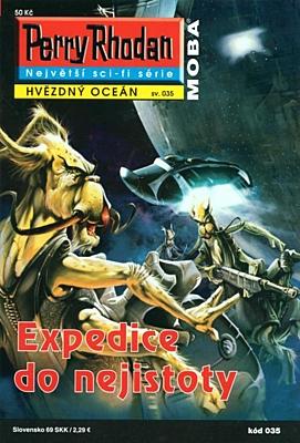 Perry Rhodan - Hvězdný oceán 035: Expedice do nejistoty