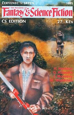 Magazín Fantasy & Science Fiction 1992/01