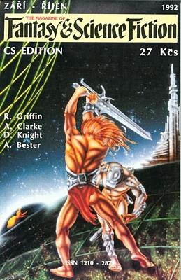 Magazín Fantasy & Science Fiction 1992/02