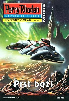 Perry Rhodan - Hvězdný oceán 037: Prst boží