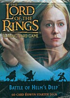 LOTR TCG - Battle of Helm's Deep Starter Deck: Éowyn
