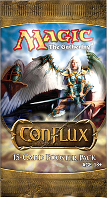 Magic: The Gathering - Conflux Booster
