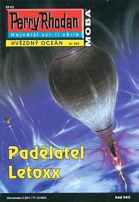 Perry Rhodan - Hvězdný oceán 043: Padělatel Letoxx