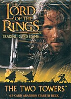LOTR TCG - The Two Towers Starter Deck: Aragorn