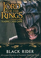 LOTR TCG - Black Rider Starter Deck: Mouth of Sauron