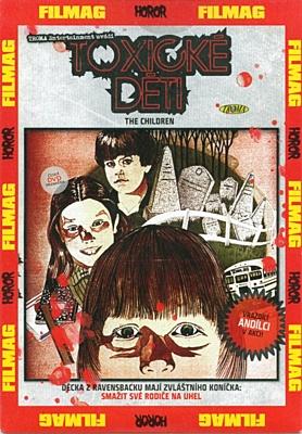 DVD - Toxické děti