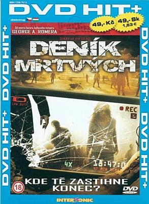 DVD - Deník mrtvých
