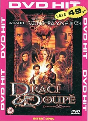 DVD - Dračí doupě