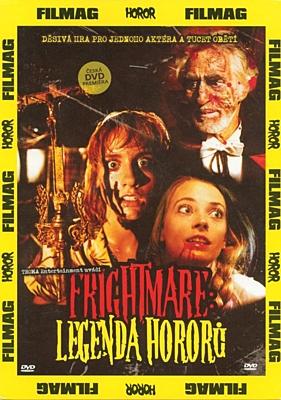 DVD - Frightmare: Legenda hororů