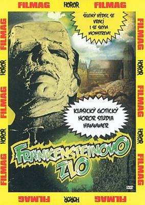DVD - Frankensteinovo zlo