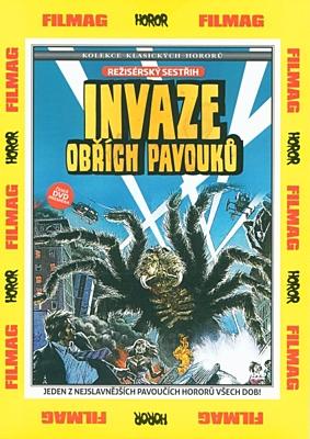 DVD - Invaze obřích pavouků