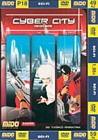 DVD - Cyber City Oedo 808