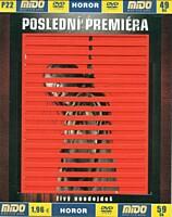 DVD - Poslední premiéra