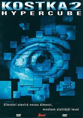 DVD - Kostka 2: Hypercube