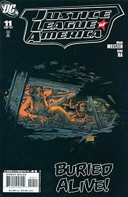 EN - Justice League of America (2006 2nd Series) #11