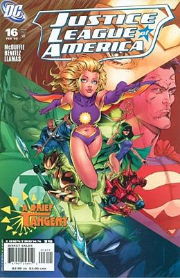 EN - Justice League of America (2006 2nd Series) #16