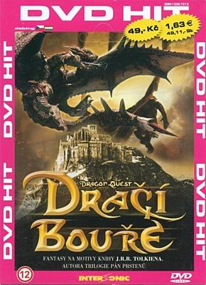 DVD - Dračí bouře