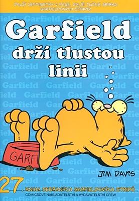 Garfield 27: Garfield drží tlustou linii