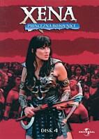 DVD - Xena: Princezna bojovnice - Disk 04 (sezóna 1, epizody 11-12)