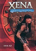 DVD - Xena: Princezna bojovnice - Disk 12 (sezóna 2, epizody 03-04)