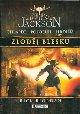 Percy Jackson 1: Zloděj blesku