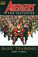EN - Avengers: The Initiative, Vol. 1: Basic Training (hardcover)
