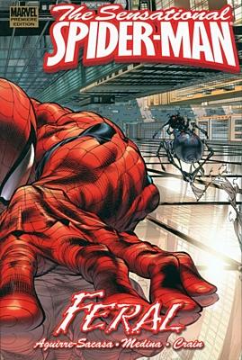 EN - Sensational Spider-Man: Feral (hardcover)