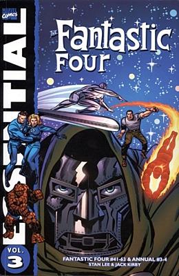 EN - Essential Fantastic Four Vol. 3 TPB