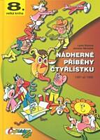 Nádherné příběhy Čtyřlístku 1987 - 1989
