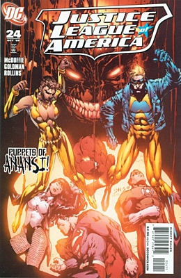EN - Justice League of America (2006 2nd Series) #24