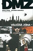 DMZ 1: Válečná zóna