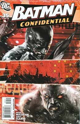 EN - Batman Confidential (2006) #35