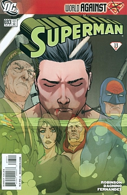 EN - Superman (1987) #693