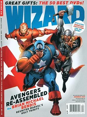 EN - Wizard: The Comics Magazine (1991) #218A
