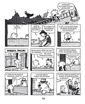 Calvin a Hobbes 01