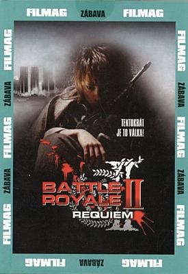 DVD - Battle Royale II: Requiem