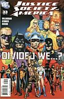 EN - Justice Society of America (2006 3rd Series) #33
