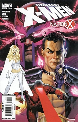 EN - Uncanny X-Men (1963) #517