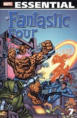EN - Essential Fantastic Four Vol. 7 TPB