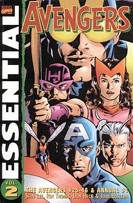 EN - Essential Avengers, Vol. 2