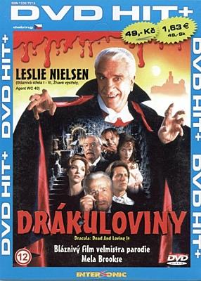 DVD - Drákuloviny